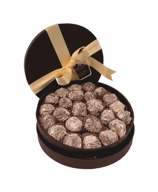 caja 24 trufas praline serge thiry chocolates de autor